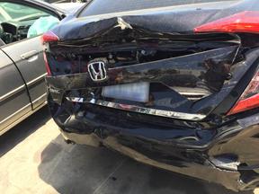 ¿Qué hacer después de un accidente de coche?